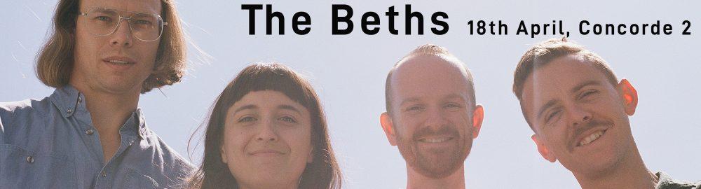 The Beths Brighton