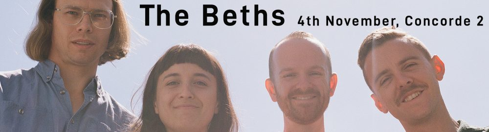 The Beths Brighton